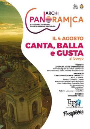 Archi Panoramica