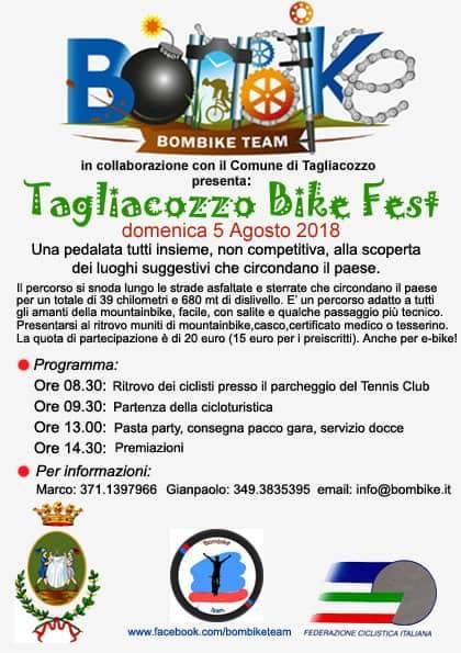 Tagliacozzo Bike Fest