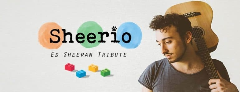 Sheerio - Ed Sheeran Tribute a Chieti