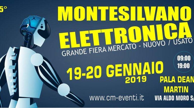 Fiera dell'Elettronica a Montesilvano (19-20 Gennaio 2019)