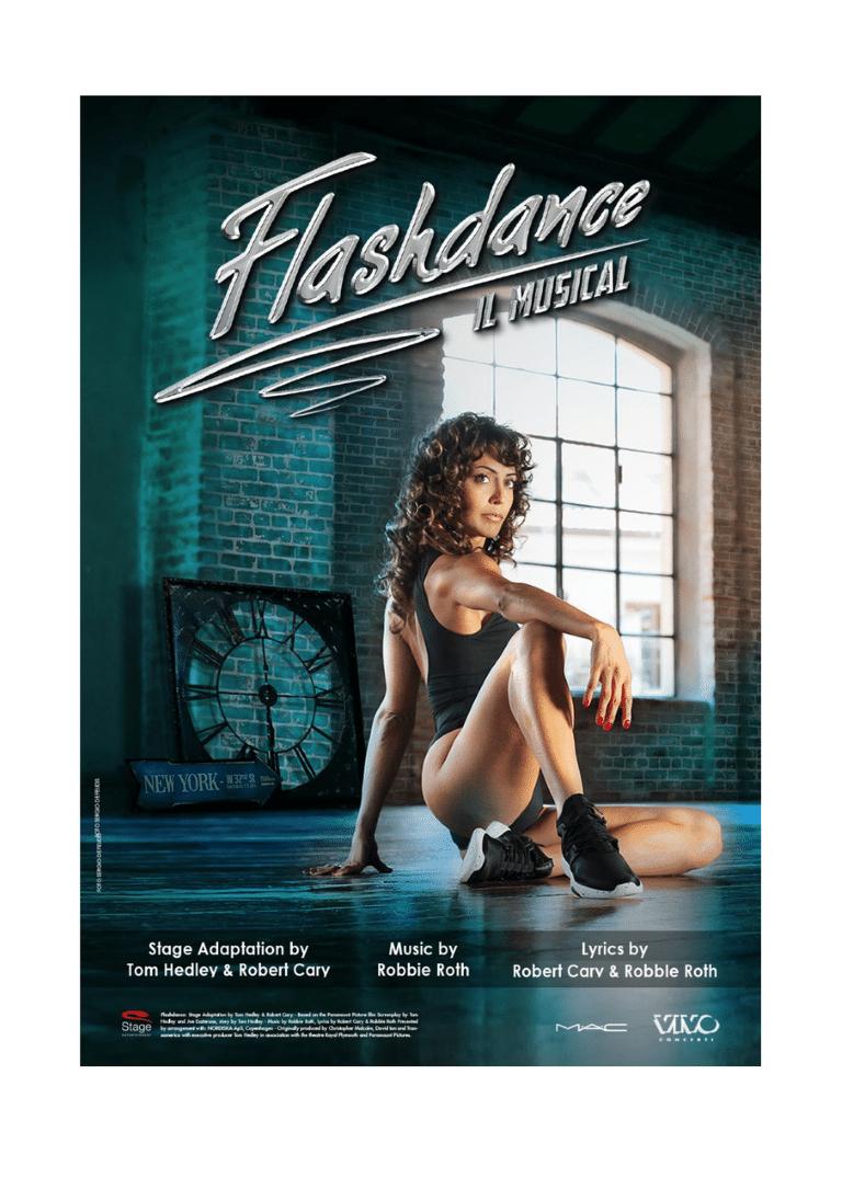 flashdance locandina