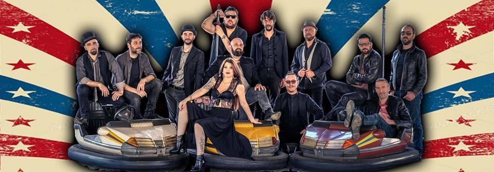 A San Salvo Marina, lunedì 5 agosto, il concerto dell'Orchestraccia