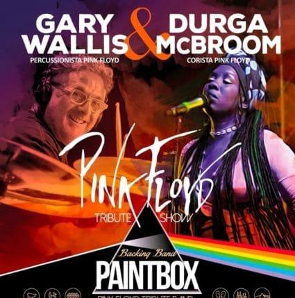 Gary Wallis & Durga McBroom feat. Paintbox locandina