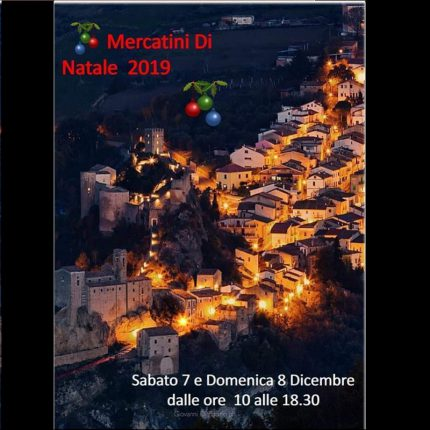 Mercatini di Natale 2019