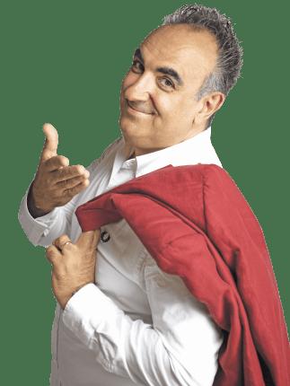 Vincenzo Olivieri presenta
