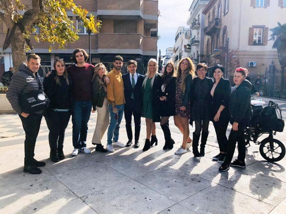 Pescara protagonista del VIDEOCLIP DI VEMO