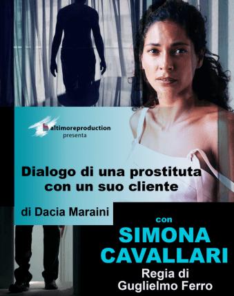 """A Pescara """"Dialogo di una prostituta con un suo cliente"""""""