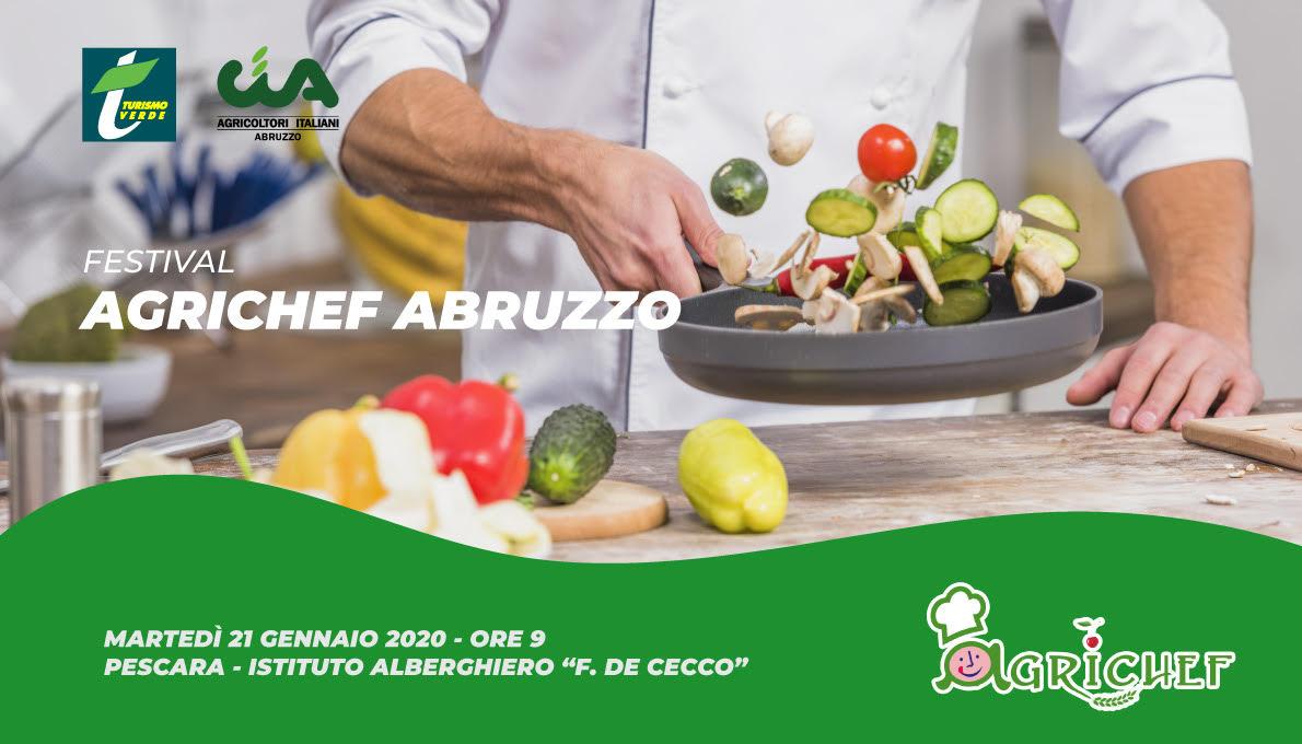 Festival degli Agrichef Abruzzo a Pescara