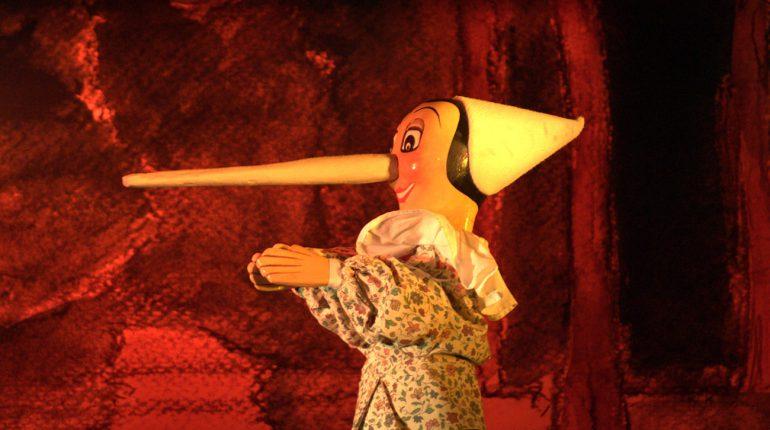 Pinocchio arriva a Pescara