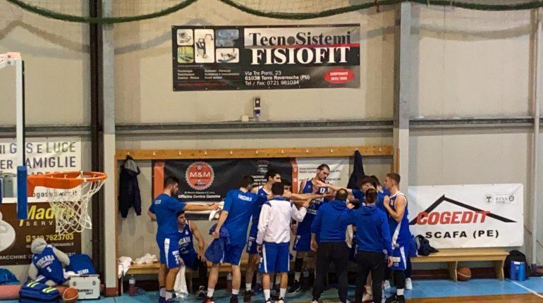 Pescara Basket sbanca