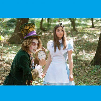 Passeggiando con Alice