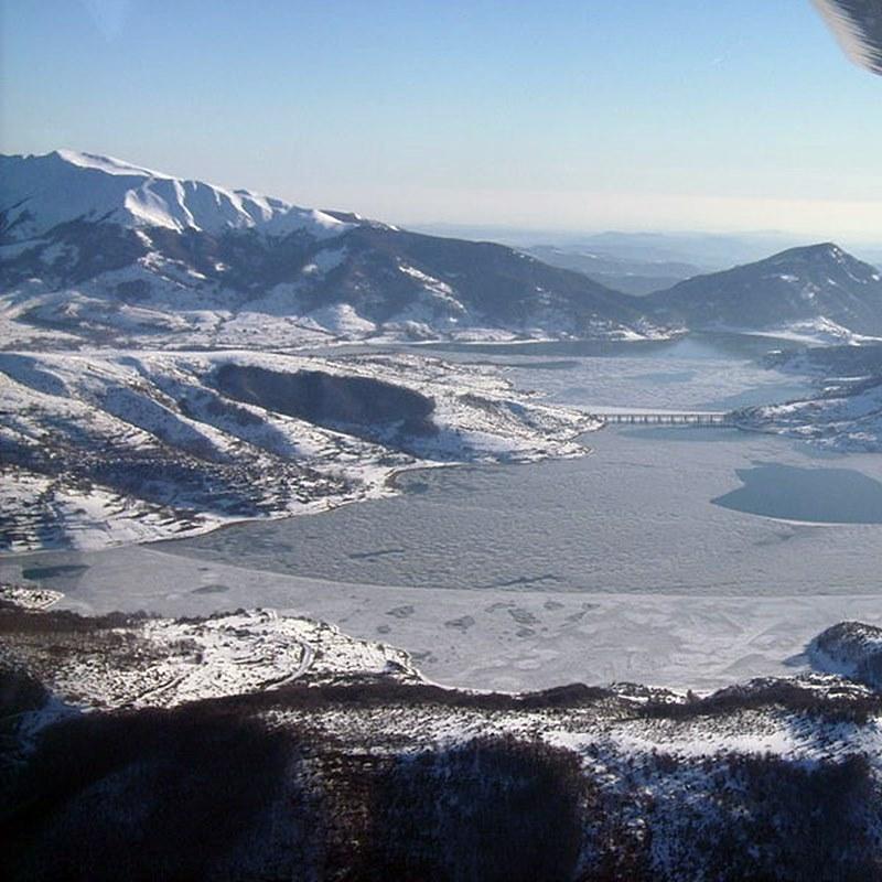 Inverno in Abruzzo