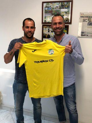 La Tombesi annuncia l'acquisto di Andrei Bordignon