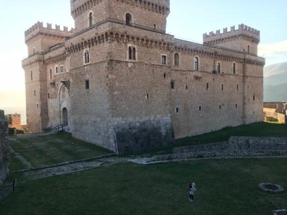 Riapre il Castello Piccolomini di Celano